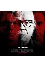 (LP) John Carpenter - Lost Themes III: Alive After Death (Transparent Red Vinyl)