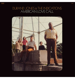 (LP) Durand Jones & The Indicators - American Love Call