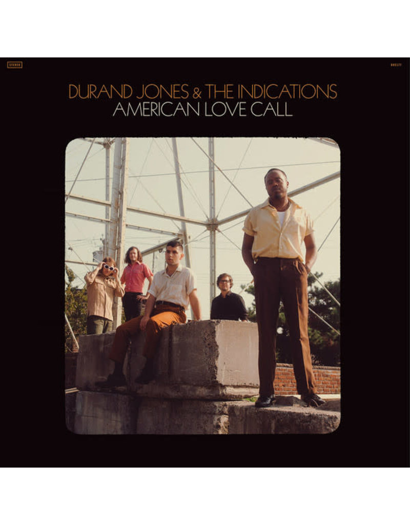 (LP) Durand Jones & The Indicators - American Love Call
