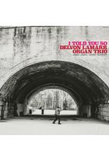 (LP) Delvon Lamarr Organ Trio - I Told You So