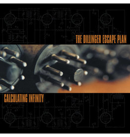 (LP) The Dillinger Escape Plan - Calculating Infinity (2021 Reissue)