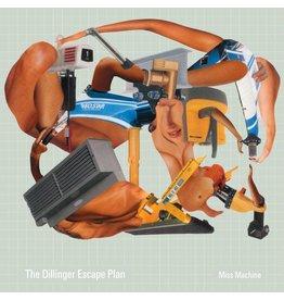 (LP) The Dillinger Escape Plan - Miss Machine (2021 Reissue/Coke Bottle Green W/Rainbow Splatter)