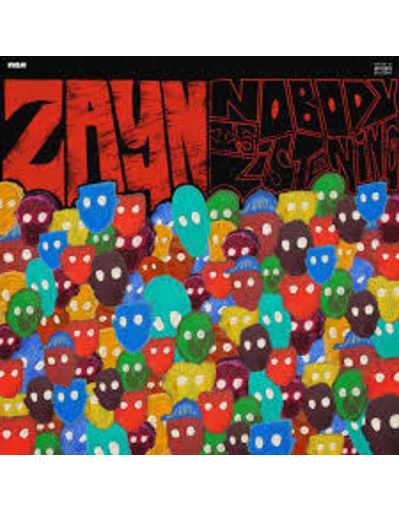 (CD) Zayn - Nobody Is Listening