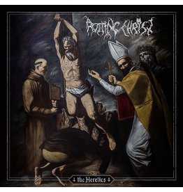 (LP) Rotting Christ - The Heretics (Transparent Blue Vinyl/2021 Reissue)