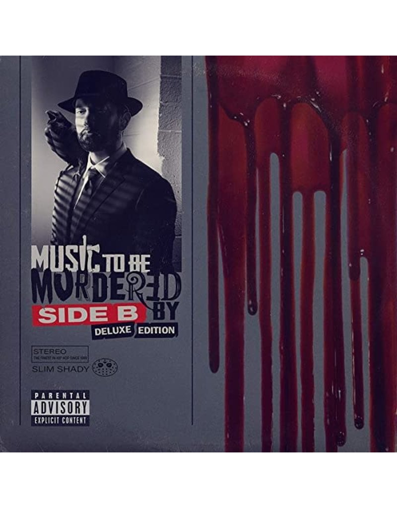 (CD) Eminem - Music To Be Murdered By - Side B (2CD deluxe)