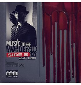 (LP) Eminem - Music To Be Murdered By - Side B (4LP/Grey)