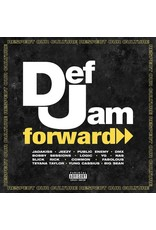 (LP) Various - Def Jam Forward (Hip-Hop Compilation)