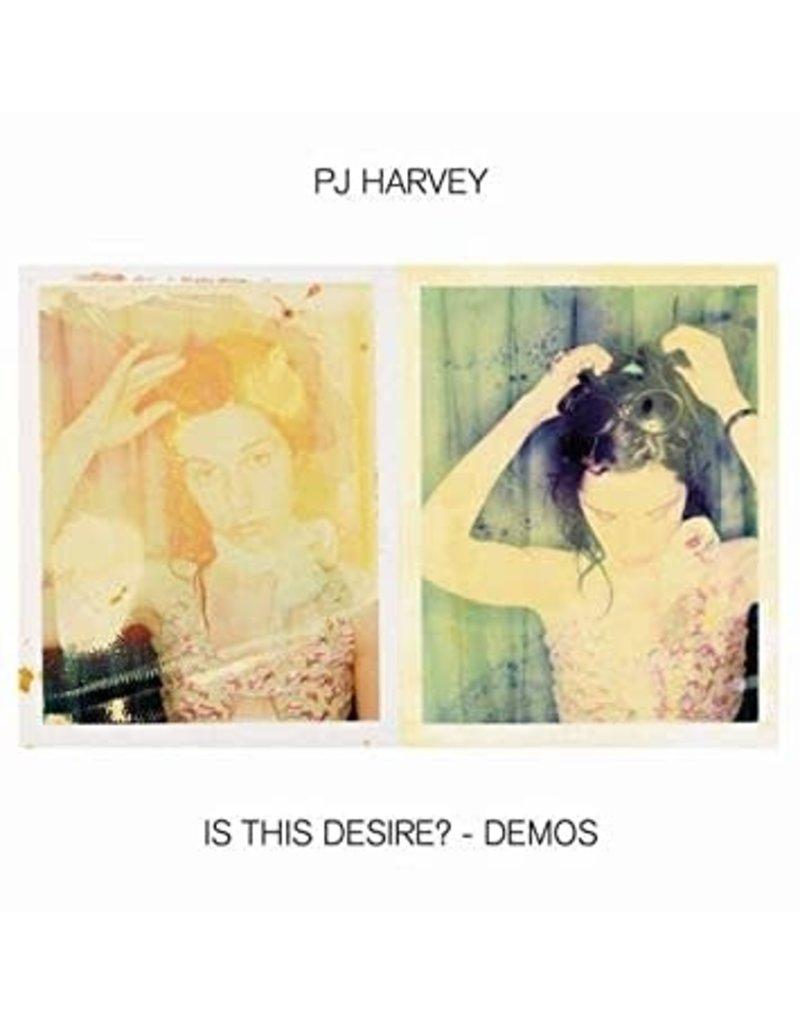 (CD) PJ Harvey - Is This Desire? Demos