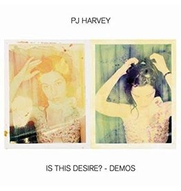 (LP) PJ Harvey - Is This Desire? Demos