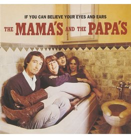 (LP) Mamas & The Papas - If You Can Believe Your Eyes And Ears (2021 Reissue)