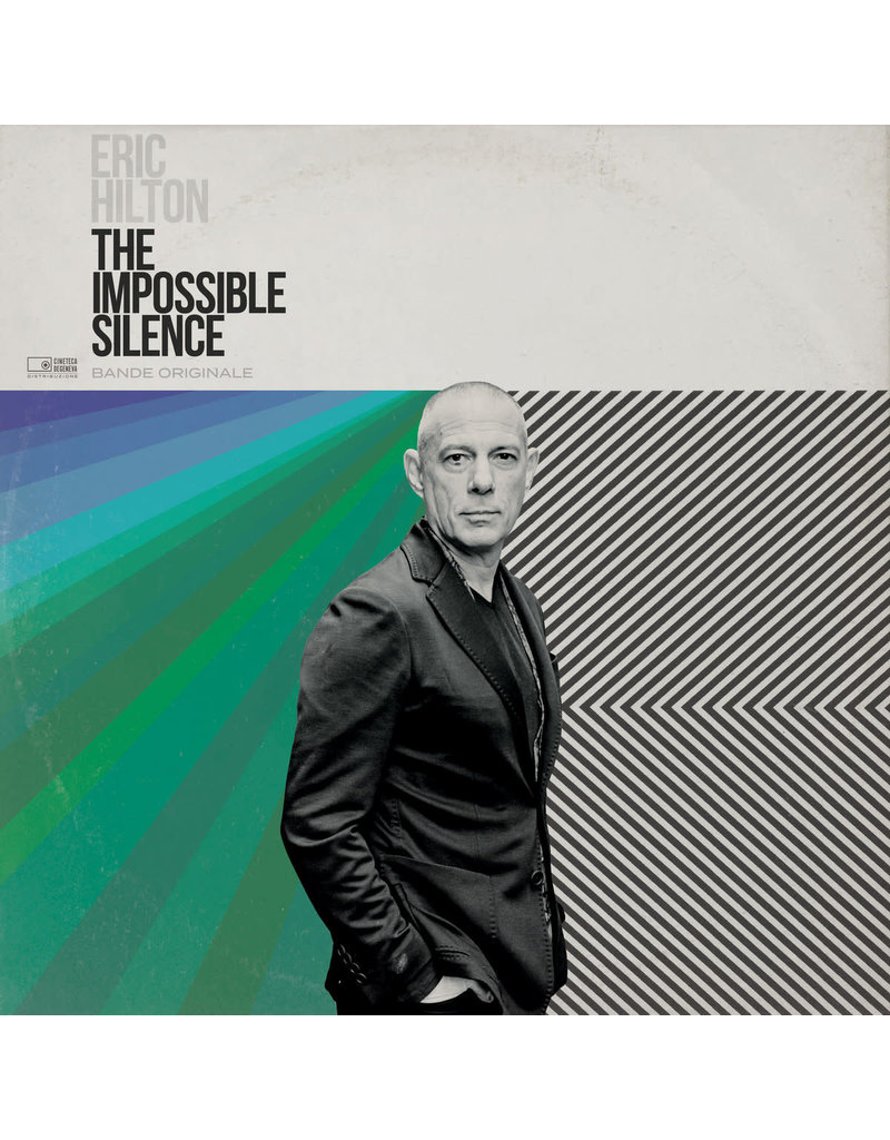 (CD) Eric Hilton - The Impossible Silence (of Thievery Corporation)