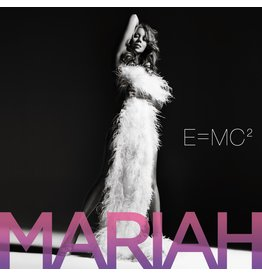 (LP) Mariah Carey - E=MC2 (2LP)