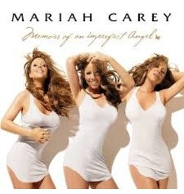 (LP) Mariah Carey - Memoirs Of An Imperfect Angel (2LP)
