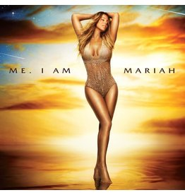 (LP) Mariah Carey - Me. I Am Mariah the Elusive Chanteuse (2LP)
