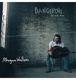 Republic (LP) Morgan Wallen - Dangerous: the double Album (2LP)