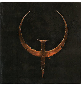 (LP) Nine Inch Nails - Quake (2LP/game soundtrack from 1996)