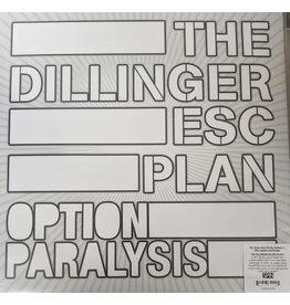(LP) Dillinger Escape Plan - Option Paralysis (Sky Blue Vinyl Limited to 300)