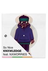 "Stones Throw (LP) Knxwledge - So Nice (10"" Picture Disc)"