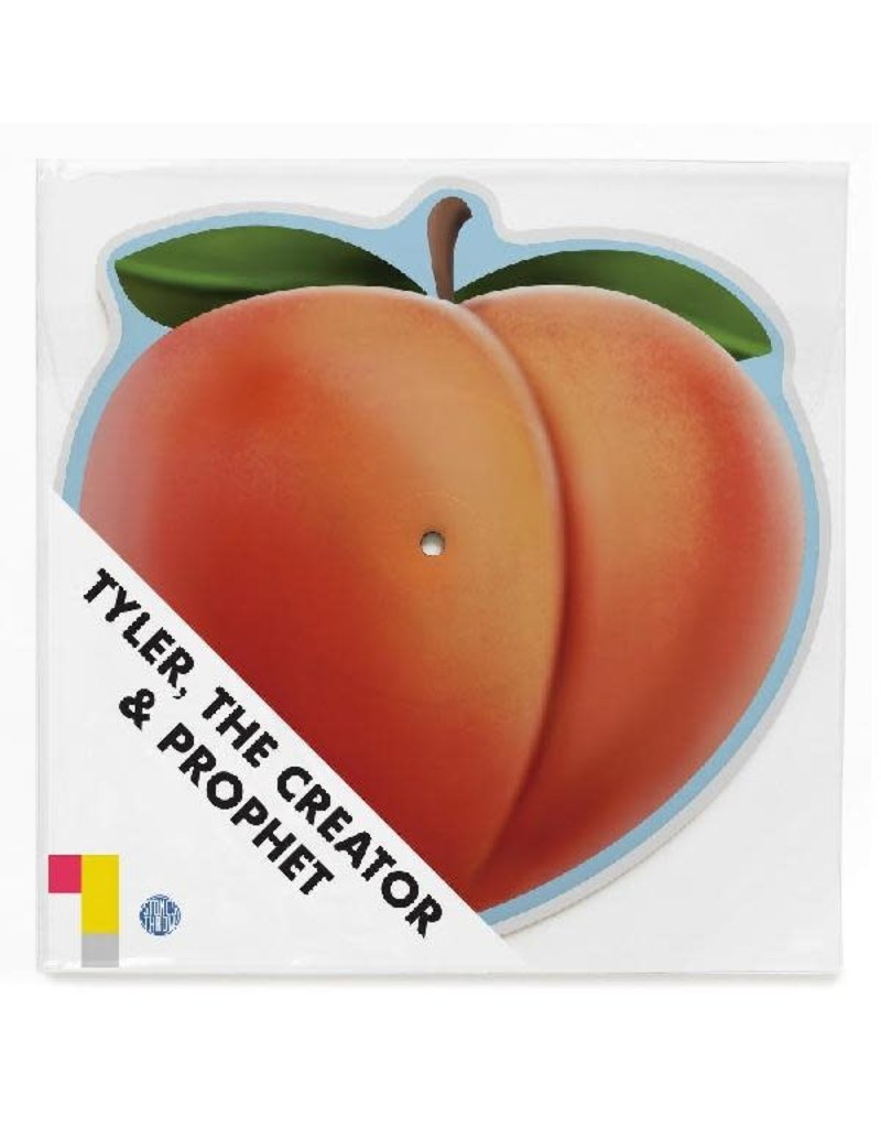 "Stones Throw (LP) Tyler, The Creator & Prophet - Peach Fuzz (10"" Picture Disc)"