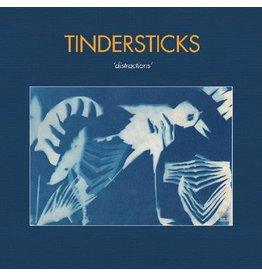 (LP) Tindersticks - Distractions (Blue Vinyl)