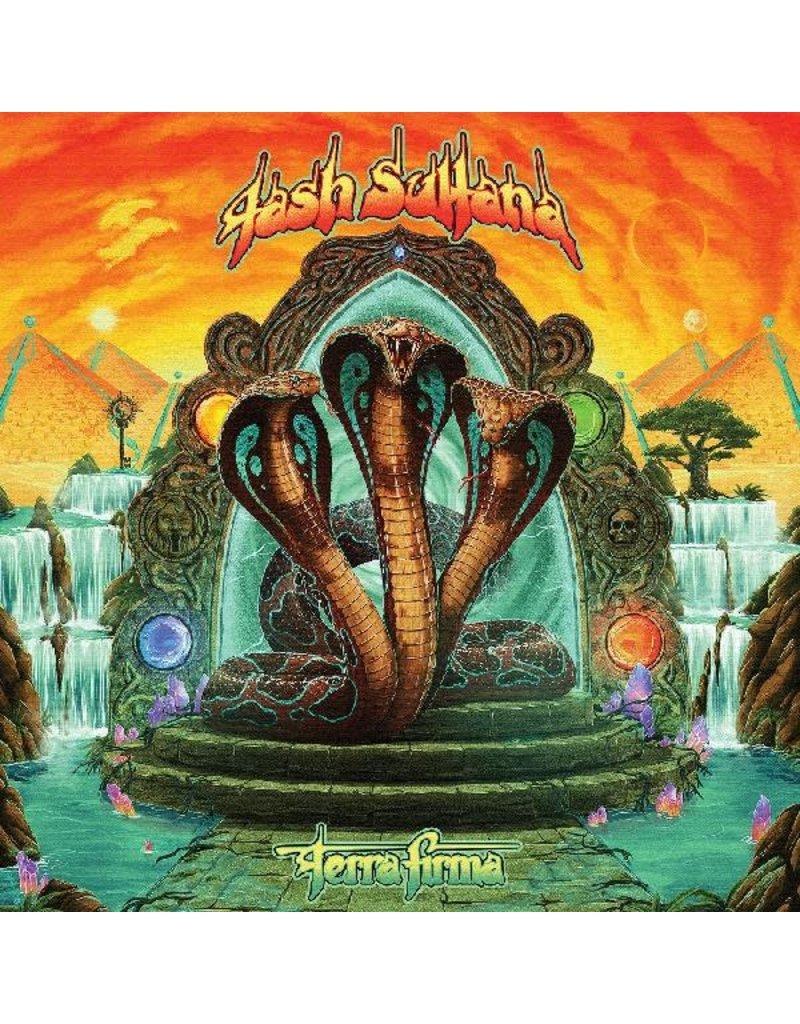 (CD) Tash Sultana - Terra Firma