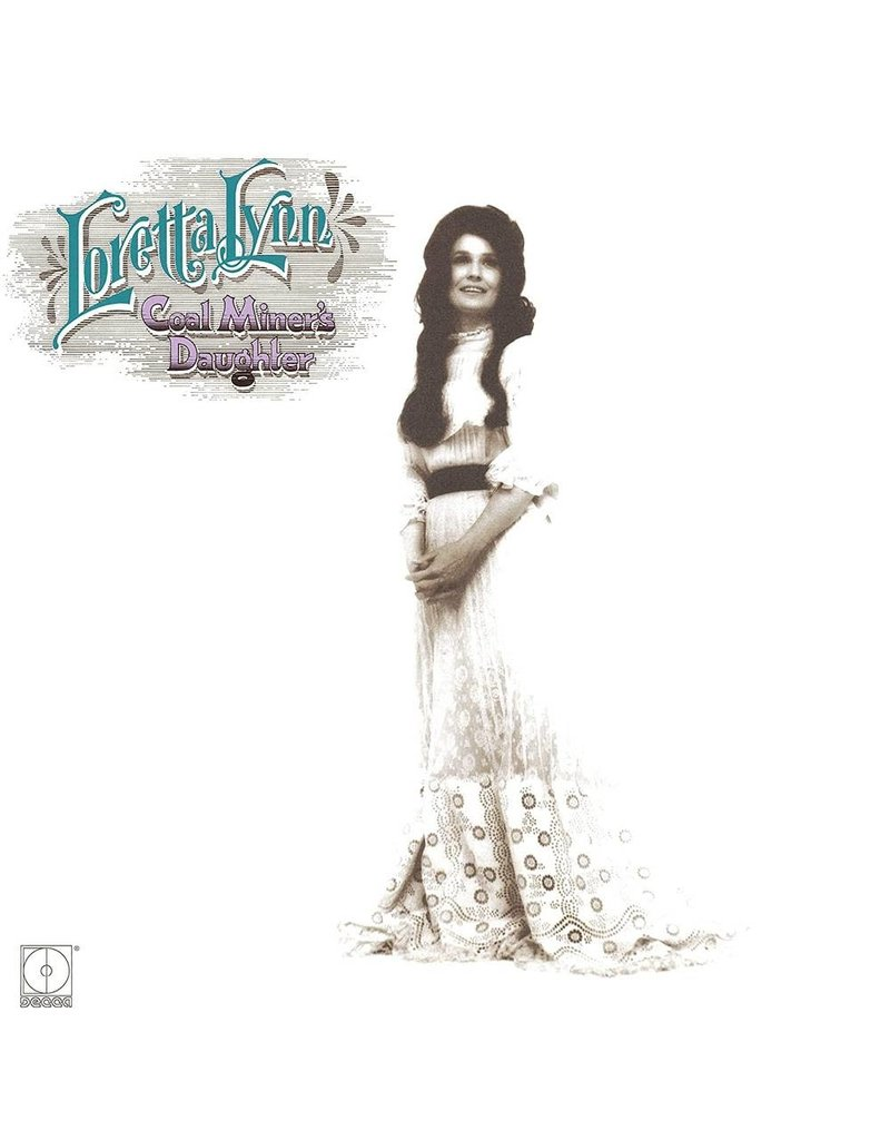 (LP) Loretta Lynn - Coal Miner's Daughter (2021 Reissue)