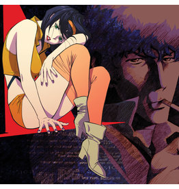 (LP) Seatbelts - Cowboy BeBop (Original Soundtrack)