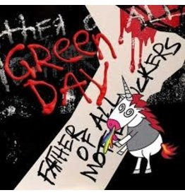 (LP) Green Day - Father Of All Motherfuckers (pink vinyl)