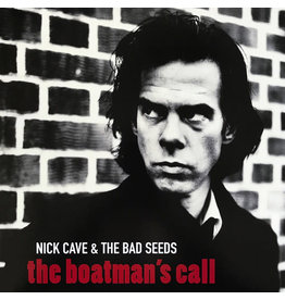 Mute (LP) Nick Cave and the Bad Seeds - Boatman's Call