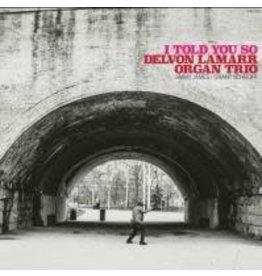 (LP) Delvon Lamarr Organ Trio - I Told You So (indie exclusive-opaque pink vinyl)