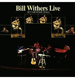 (LP) Bill Withers - Live At Carnegie Hall (2LP)