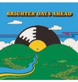 (LP) Various - Colemine Records Presents: Brighter Days Ahead (2LP Coloured Vinyl)