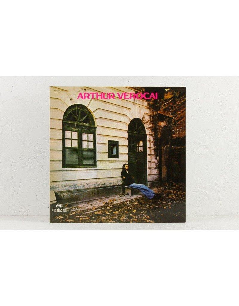 Mr Bongo (LP) Arthur Verocai - Arthur Verocai (Black Vinyl)
