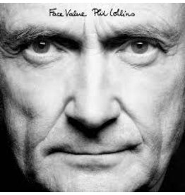 (LP) Phil Collins - Face Value (2021 Reissue - Pic Disc)