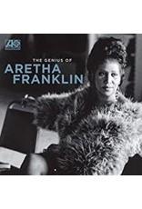 (CD) Aretha Franklin - The Genius Of Aretha Franklin