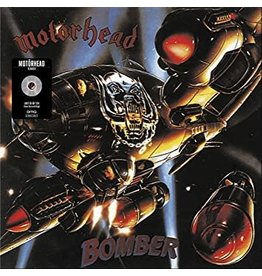 (LP) Motorhead - Bomber (Limited Edition, Silver Color Vinyl)