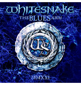 (LP) Whitesnake - The Blues Album