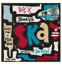 (LP) Various - This Is Jamaica Ska