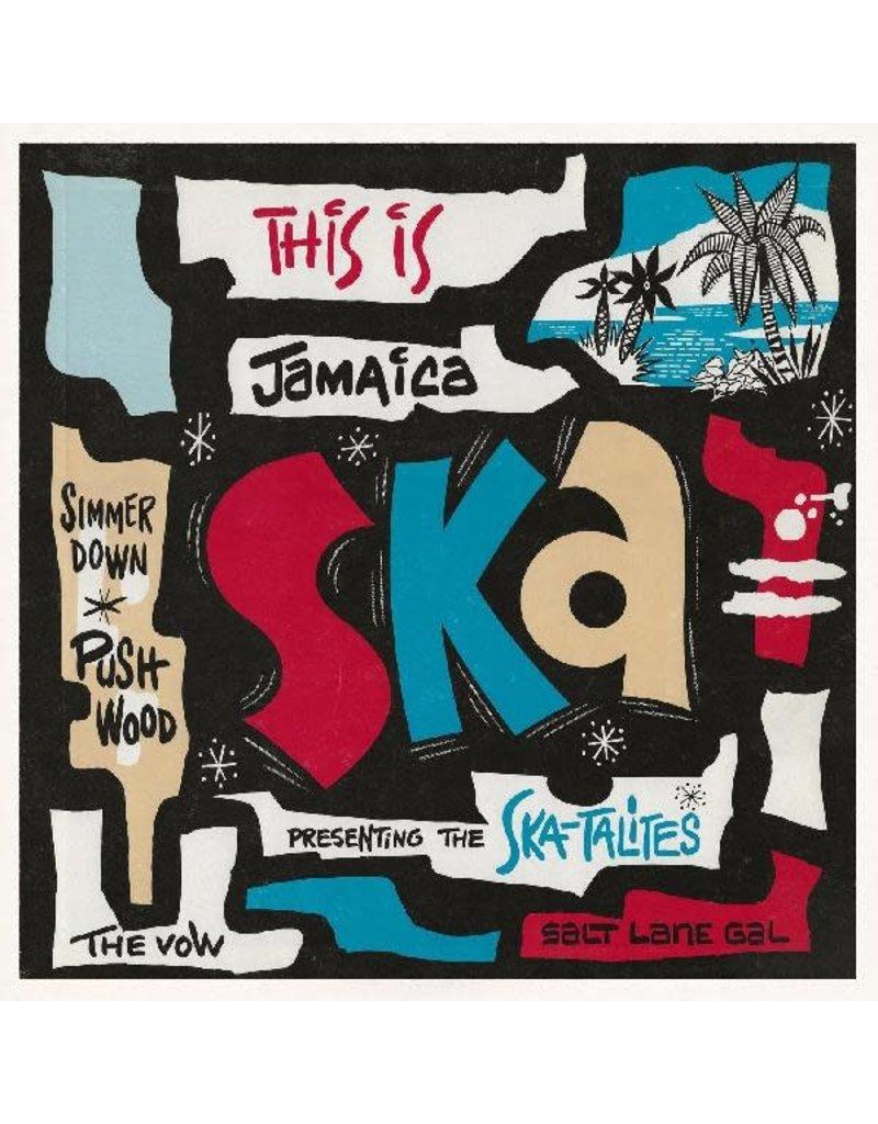 (LP) Various - This Is Jamaica Ska