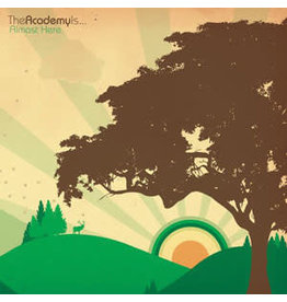 (LP) The Academy Is - Almost Here (Silver Anniversary Edition)