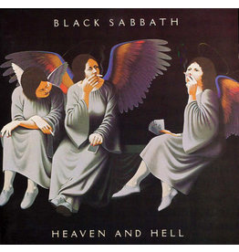 (LP) Black Sabbath - Heaven & Hell (2LP Deluxe Edition)