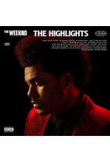 Republic (CD) Weeknd - The Highlights