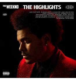 Republic (CD) Weeknd - The Highlights