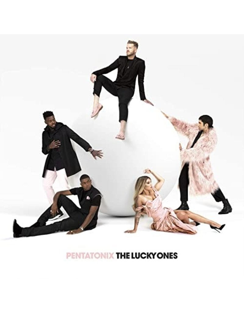 (CD) Pentatonix - The Lucky Ones