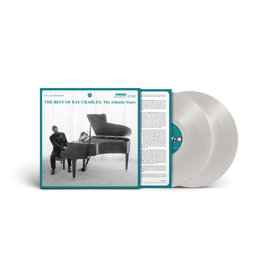 (LP) Ray Charles - Best Of Ray Charles: The Atlantic Yrs (White)