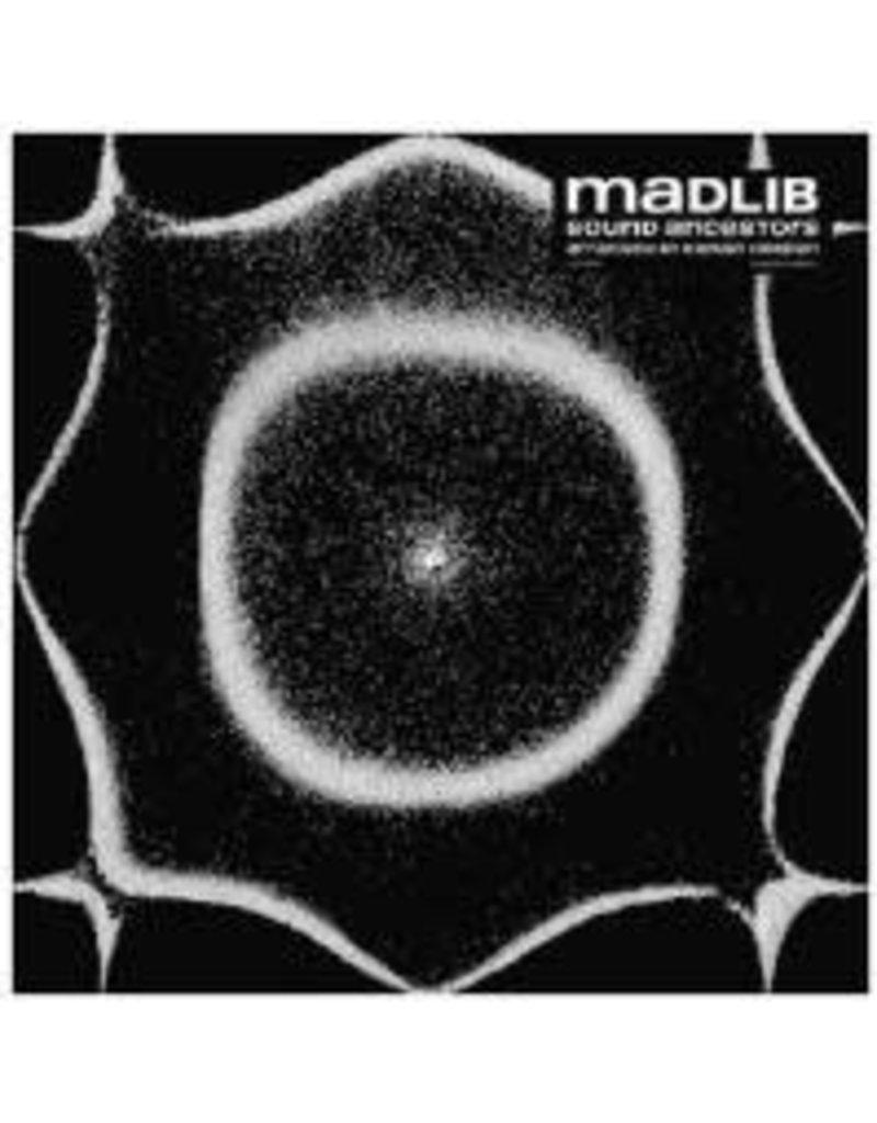 Self Released (LP) Madlib - Sound Ancestors (arranged by Kieran Hebden)