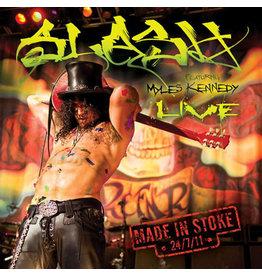 (LP) Slash - Made In Stoke 24/7/11
