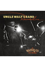 (CD) Uncle Walt's Band - Recorded Live at Waterloo's Ice House