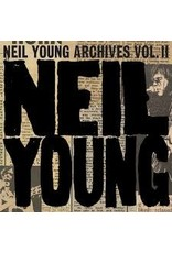 (CD) Neil Young - Neil Young Archives Vol. Ii (1972-1976)