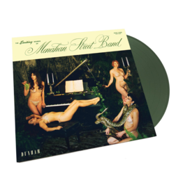(LP) Menahan Street Band - The Exciting Sounds Of Menahan Street Band (Vintage Green Colour Vinyl [w/ download])